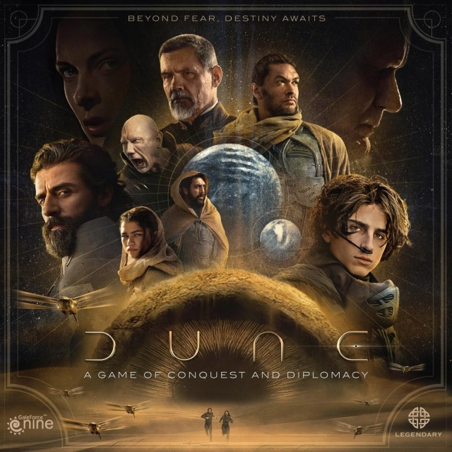 2-4 Players Can Fight Like Demons in the New Dune (2021) - Review